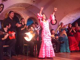 amazing flamenco dancers, Rosane - August 2013