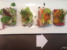 Open sandwiches , Lorenext - May 2015