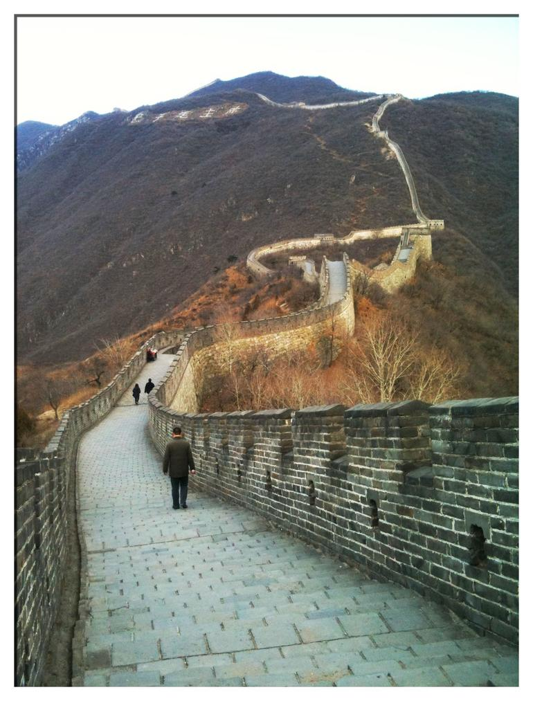 Great Wall @ Matianyu - Beijing