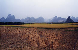 Hills in Guilin - May 2012