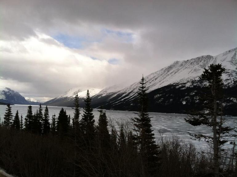 Half Day Yukon excursion - Skagway