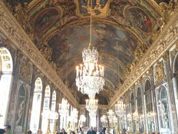 Through this tour we were allowed to see the Hall of Mirrors before the general public. It was almost like having the Palace to ourselves. , Melissa Q - September 2013