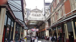 The real Diagon Alley, Travel Mom - July 2011