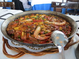 Greasy paella for four , Patricia - January 2016