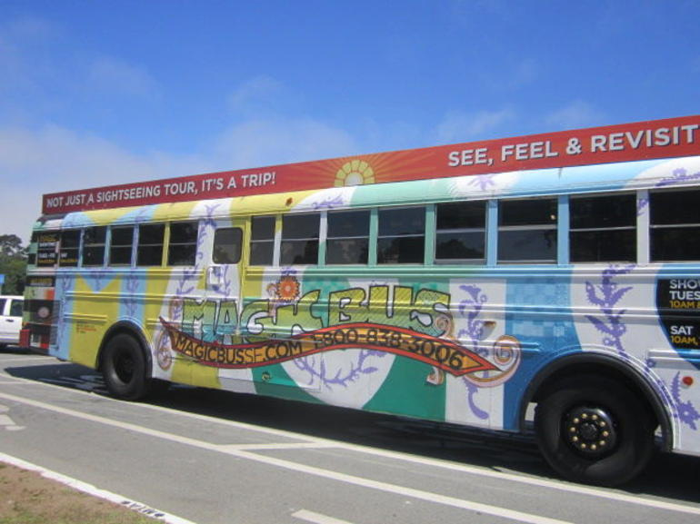 Magic Bus - San Francisco