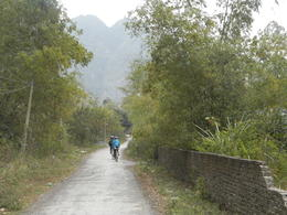 Photo of Hanoi Small-Group Vietnamese Countryside Tour by Bike and Boat from Hanoi more biking