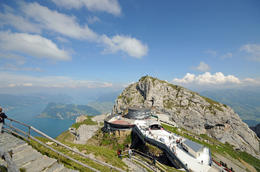 Mt Pilatus Kulm Hotel - March 2012