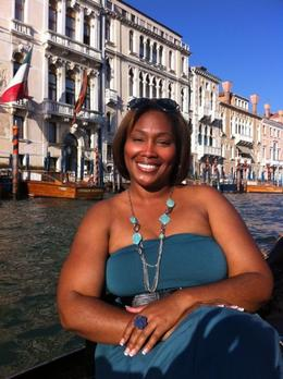 Photo of Venice Venice Walking Tour and Gondola Ride On the Gongola Ride