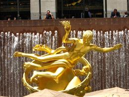 Photo of New York City The New York Pass Prometheus (Rockefeller Center)