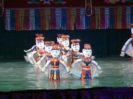 Photo of   Water Puppet Theatre, Ho Chi Minh City