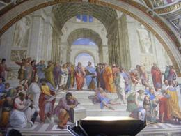 Photo of   Raphael's rooms