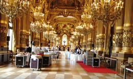 Photo of Paris After-Hours Tour: Opera Garnier in Paris Rehearsal