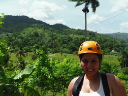Overview at the canopy tours , Ramon G - July 2012