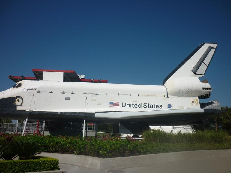 The Endeavor Space Shuttle, Kennedy Space Center