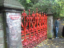 Photo of London Beatles and Liverpool Rail Day Trip from London Strawberry Fields Forever