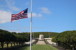 Photo of Oahu Honolulu Sightseeing Tour Including Pearl Harbor and USS Arizona Memorial The Punchbowl Crater Cemetery