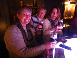 We learned a lot about Guinness and were true connoisseurs by the end of our tasting! , Nancy B - April 2015