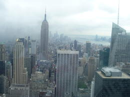 Photo of New York City Top of the Rock Observation Deck, New York top of rock