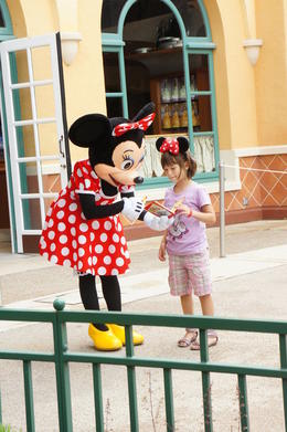 Minnie Mouse - September 2014
