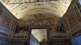 The only way to see the Vatican. , William K - October 2013