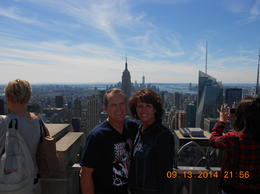 Photo of New York City Top of the Rock Observation Deck, New York 30 Rock