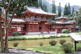 Replica f a 900 year old Buddhist temple. , Phil - December 2015
