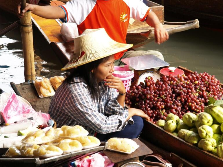 Fresh fruit - Bangkok