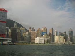 Ferry ride Hong Kong from Kowloon , Stafford M - July 2011
