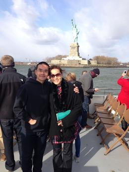 Photo of New York City Circle Line: NYC Liberty Cruise I and my mum