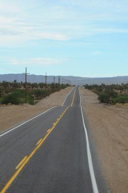 The long drive to the canyon, David G - October 2010