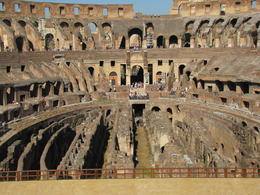 Photo of Rome Skip the Line: Ancient Rome and Colosseum Half-Day Walking Tour Italy 2011 222