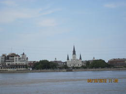 Photo of New Orleans Steamboat Natchez Harbor Cruise New Orleans 2012 052