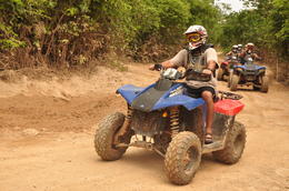 Photo of   Off Roading in the Mexican Rainforest