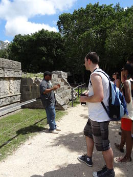 Photo of Cancun Viator Exclusive: Early Access to Chichen Itza with a Private Archeologist Our guide