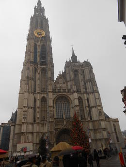 Photo of Brussels Antwerp Half-Day Trip from Brussels Our Ladie's Cathedral