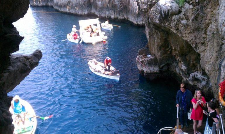 Outside Blue Grotto 3 - Rome