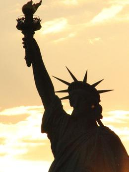 Photo of New York City The New York Pass Statue of Liberty at sunset