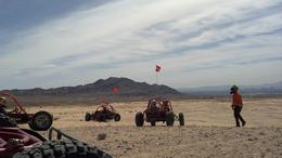 Photo of Las Vegas Mini Baja Buggy Half-Day Tour from Las Vegas Take off...