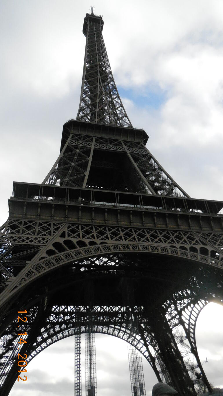 The Eiffel Tower is Surreal - Paris