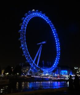Photo of London The London Showboat Dinner Cruise on the Thames River The Eye!!!!