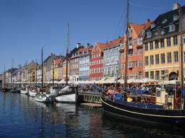 Photo of Copenhagen Copenhagen Panoramic City Tour with Harbor Cruise The Harbor