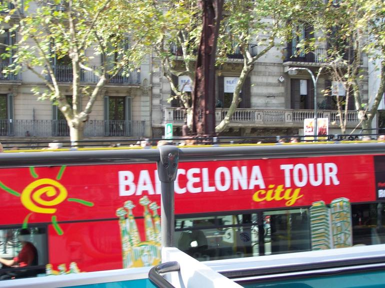 The Tour Bus - Barcelona