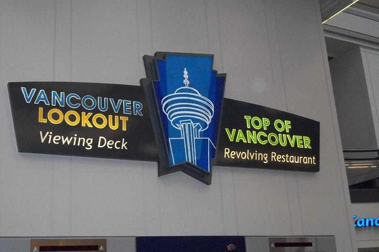 Vancouver Lookout - Vancouver