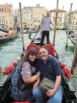 Photo of Venice Venice Gondola Ride and Serenade Venice Gondola ride