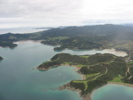 Photo of Bay of Islands Bay of Islands and Hole in the Rock Scenic Helicopter Tour View3