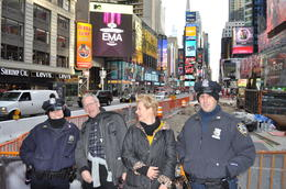 Photo of New York City Private New York Walking Tour with a Personal Photographer Your Friend and Helper, the NYPD