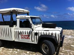 Island Safari 4x4 Discovery Tour from St John's , Gisela P - April 2011