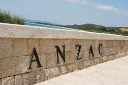 ANZAC memorial at ANZAC Cove , Jeremy R - August 2011