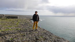 Photo of Dublin Aran Islands Scenic Flight and Galway Tour from Dublin Dun Aunghosa, Inismore