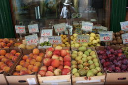 Photo of Lisbon Experience Lisbon: Small-Group Walking Tour with Food and Wine Tastings Fruit Market Taste Stop Lisbon